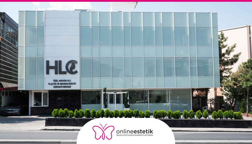 HLC Estetik Merkezi Ankara Yanak Estetiği