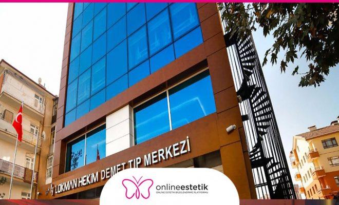 Lokman Hekim Demet Tip Merkezi Online Estetik Estetik