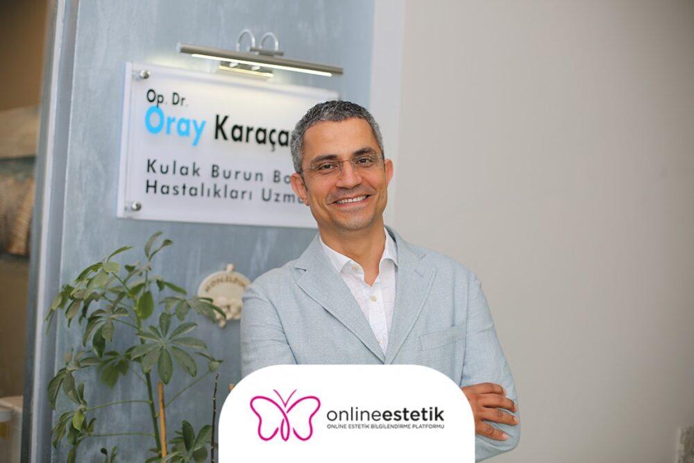 Op. Dr. Oray KARAÇAYLI