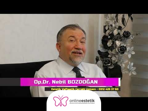 Op. Dr. Mehmet Nebil Bozdoğan