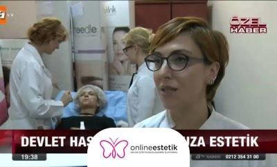 Tuzla Devlet Hastanesinde Plastik ve Estetik Cerrahi