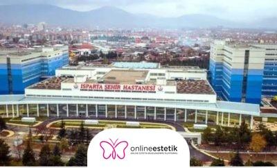 Isparta Devlet Hastanesinde Estetik Operasyon