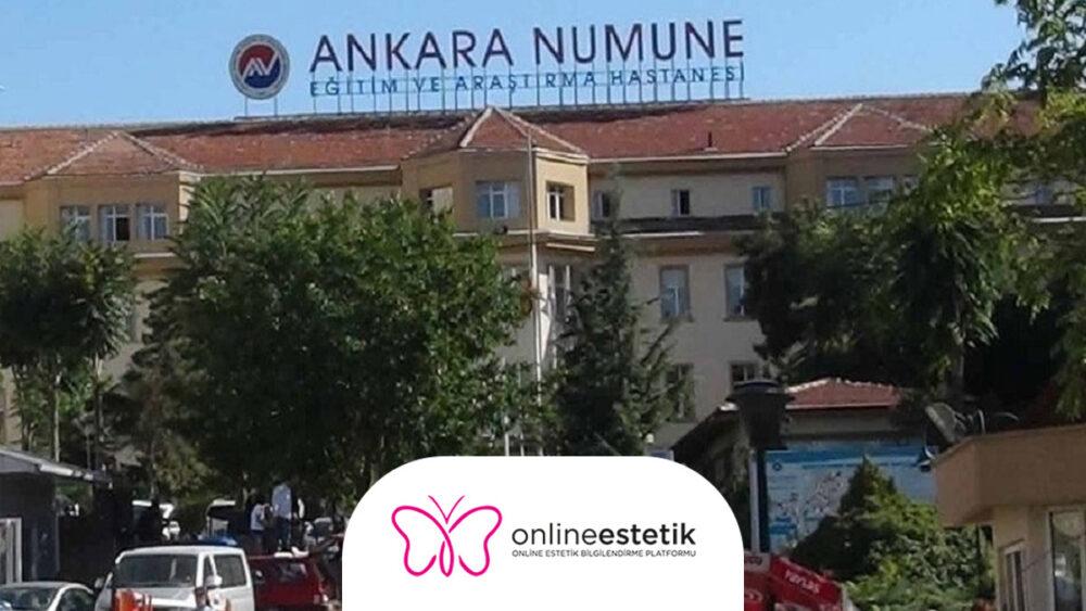 Ankara Numune Hastanesi Estetik Operasyonları