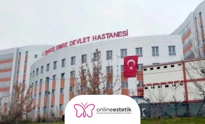 Eskişehir Yunus Emre Devlet Hastanesi Estetik Cerrahi