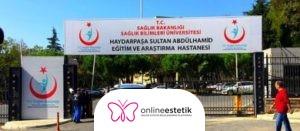 Abdülhamid Han Eğitim ve Araştırma Hastanesi Plastik ve Rekonstrüktif ve Estetik Cerrahi