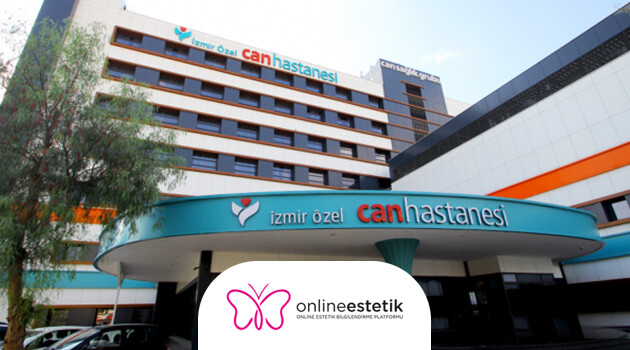 İzmir Özel Can Hastanesi Estetik ve Plastik Cerrahi