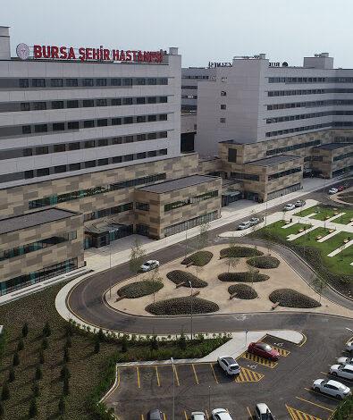 Bursa Şehir Hastanesi Doktor Kadrosu