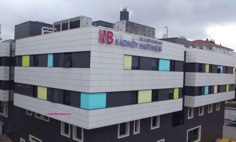 Dr. Nazif Bağrıaçık Kadıköy Hastanesi