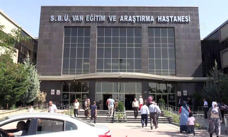 Van Eğitim ve Araştırma Hastanesi Cildiye ve Dermatoloji Bölümü