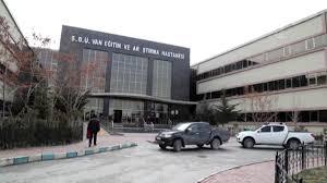 Van Eğitim ve Araştırma Hastanesi
