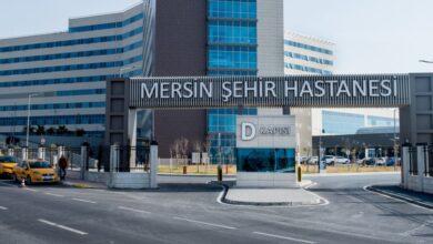 Mersin Şehir Hastanesi Bölümler Doktorlar