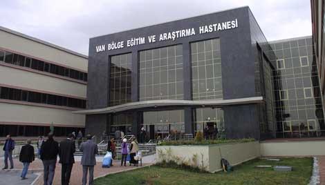 Van Eğitim ve Araştırma Hastanesi Cerrahi Branşlar